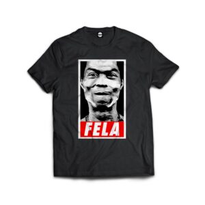 Black Fela Shirt