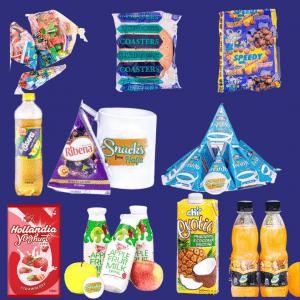 Snacks from Naija